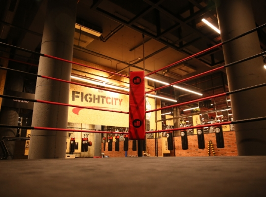 Sportial Fight Academy Maltepe